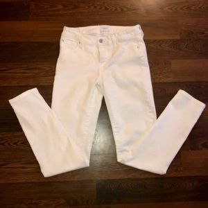 Celebrity Pink | White Skinny Jeans Size 5/27